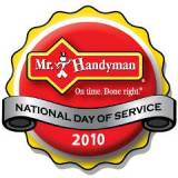 Mr. Handyman 2010 National Day of Service