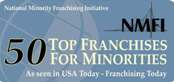 NMFI 50 Top Franchises for Minorities